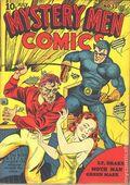 Mystery Men Comics (1939) 12