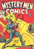 Mystery Men Comics (1939) 15