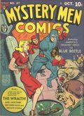 Mystery Men Comics (1939) 27