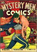 Mystery Men Comics (1939) 3