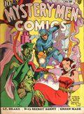 Mystery Men Comics (1939) 10