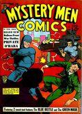 Mystery Men Comics (1939) 25