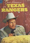 Jace Pearson of the Texas Rangers (1953) 3