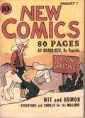New Comics (1935) 2