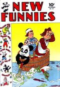 New Funnies (1942 TV Funnies) 67