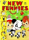 New Funnies (1942 TV Funnies) 71