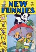 New Funnies (1942 TV Funnies) 74