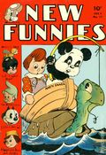 New Funnies (1942 TV Funnies) 77