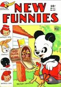 New Funnies (1942 TV Funnies) 87