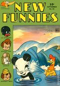 New Funnies (1942 TV Funnies) 91
