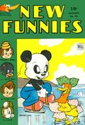 New Funnies (1942 TV Funnies) 95