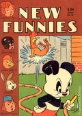 New Funnies (1942 TV Funnies) 98