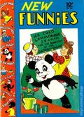 New Funnies (1942 TV Funnies) 66