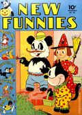 New Funnies (1942 TV Funnies) 69