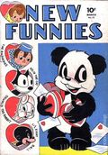 New Funnies (1942 TV Funnies) 73