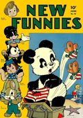 New Funnies (1942 TV Funnies) 76