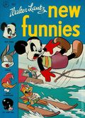 New Funnies (1942 TV Funnies) 125