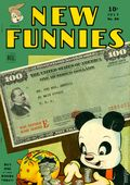 New Funnies (1942 TV Funnies) 89