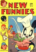 New Funnies (1942 TV Funnies) 99