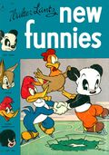 New Funnies (1942 TV Funnies) 110