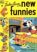 New Funnies (1942 TV Funnies) 162