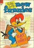 New Funnies (1942 TV Funnies) 201