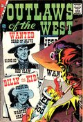 Outlaws of the West (1957 Charlton) 11