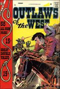 Outlaws of the West (1957 Charlton) 14