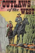 Outlaws of the West (1957 Charlton) 15