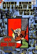 Outlaws of the West (1957 Charlton) 19