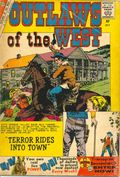 Outlaws of the West (1957 Charlton) 26