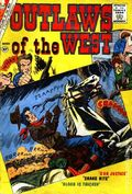 Outlaws of the West (1957 Charlton) 30