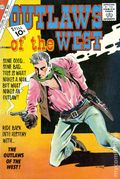 Outlaws of the West (1957 Charlton) 33