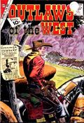 Outlaws of the West (1957 Charlton) 36
