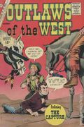Outlaws of the West (1957 Charlton) 40