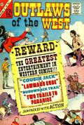 Outlaws of the West (1957 Charlton) 57