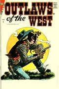 Outlaws of the West (1957 Charlton) 13