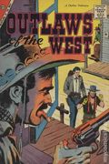 Outlaws of the West (1957 Charlton) 18