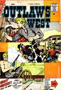 Outlaws of the West (1957 Charlton) 21