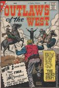 Outlaws of the West (1957 Charlton) 24