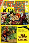 Outlaws of the West (1957 Charlton) 32