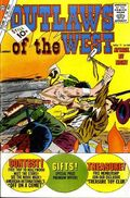Outlaws of the West (1957 Charlton) 35