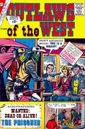 Outlaws of the West (1957 Charlton) 39