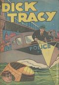 Dick Tracy Popped Wheat Giveaway (1947) 0