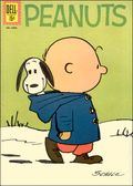 Peanuts (1953 King Features/Dell) 12
