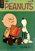 Peanuts (1963 Gold Key) 2