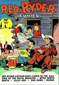 Red Ryder Comics (1941) 8