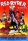 Red Ryder Comics (1940-1955 Hawley/Dell) 11
