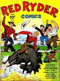 Red Ryder Comics (1940-1955 Hawley/Dell) 7