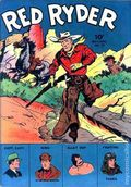 Red Ryder Comics (1940-1955 Hawley/Dell) 13